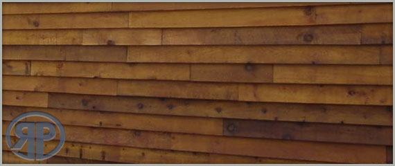 Siding materials for Manufactured wood siding